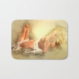 In my thoughts Bath Mat