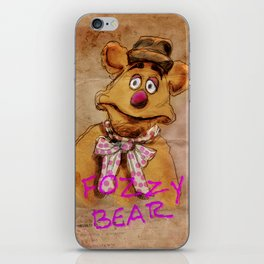 FOZZY iPhone Skin