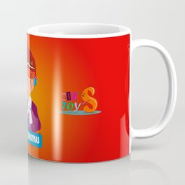 "Mikel AlfsToys say: ""Merry Christmas""  Coffee Mug"
