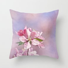 From the Heart Throw Pillow