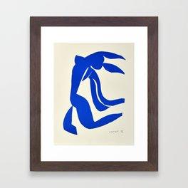 Blue Nude Dancing - Henri Matisse Framed Art Print