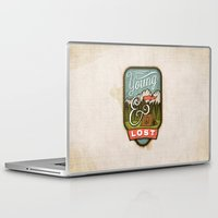 camp Laptop & iPad Skins featuring Camp by Seaside Spirit