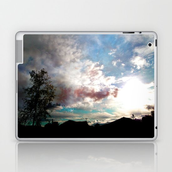 Fantasy of a Blind Reality Laptop & iPad Skin