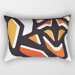 Anigami Fox Rectangular Pillow