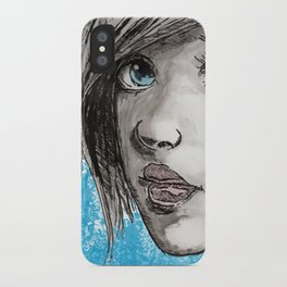 Shannon iPhone Case
