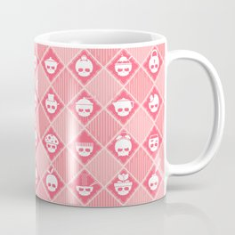 The Nik-Nak Bros. Peachie Coffee Mug