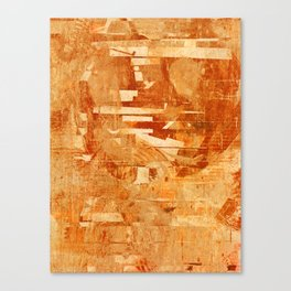 Pajelança (Shamanism) Canvas Print