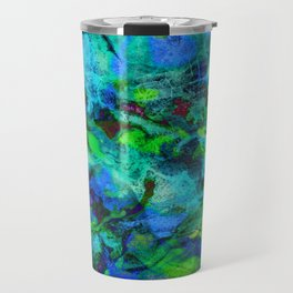 Sand Painting Travel Mug
