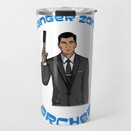 Danger Zone Travel Mug