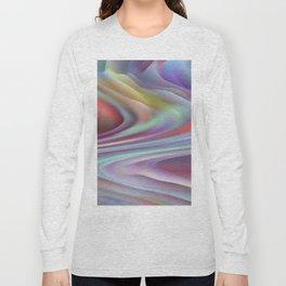 Abstract 218 Long Sleeve T-shirt