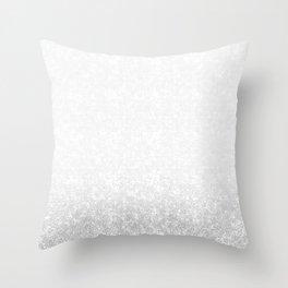 Gradient ornament Throw Pillow