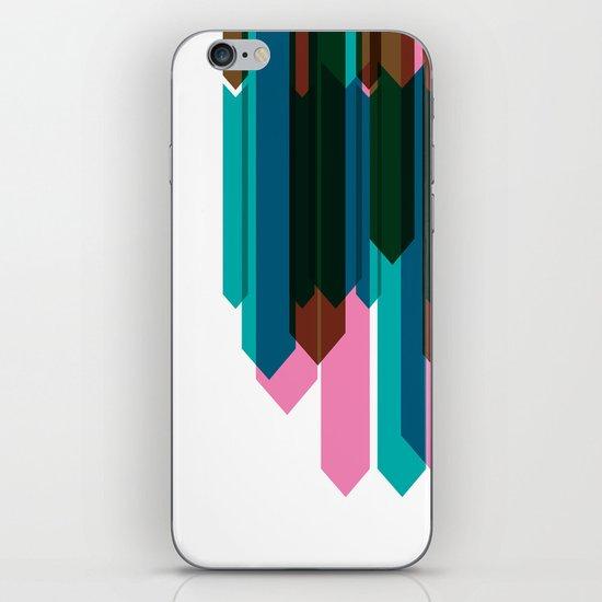 Arrow Collage iPhone & iPod Skin