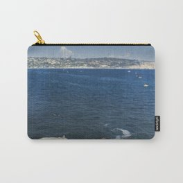Kayakers in the Cove Carry-All Pouch