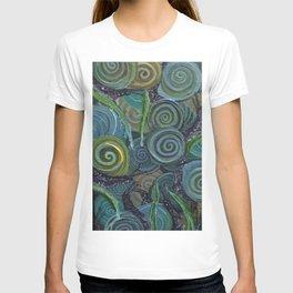 An Escargatoire of Snails T-shirt