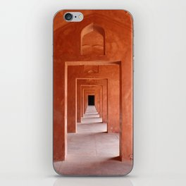 Agra architecture iPhone Skin
