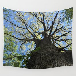 Forest Therapy Wall Tapestry