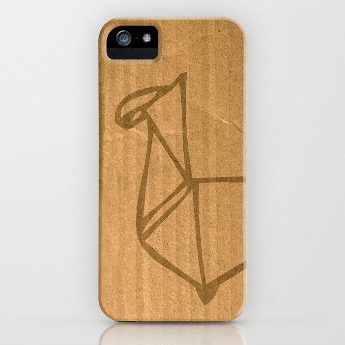 Origami Llama Iphone Case By Fernandovieira Society6