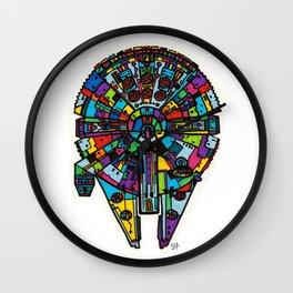Hunka Junk Wall Clock