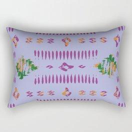 ikat inspiration Rectangular Pillow