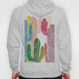 color cactus Hoody