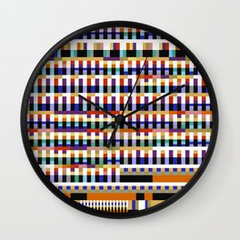 Le Polichinelle (Punch) Wall Clock