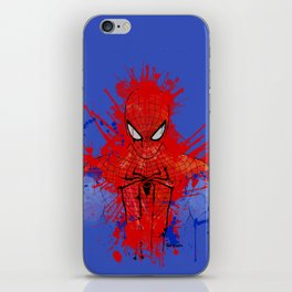 The Amazing Spiderman iPhone Skin