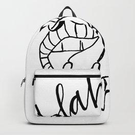 blah vibes Backpack