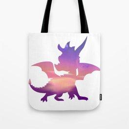 Spyro Lofty Castle Skybox Tote Bag