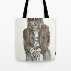 sell the kids for food Tote Bag