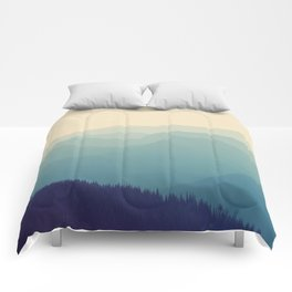 Mountain View Comforters