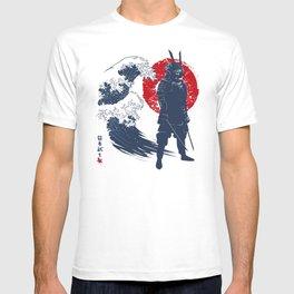 Wave Samurai T-shirt