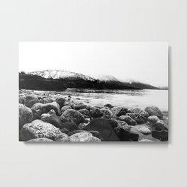Smokey Bay Metal Print