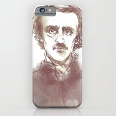 Edgar Allen Poe Slim Case iPhone 6s