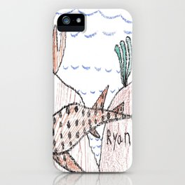 Epaulette Shark iPhone Case