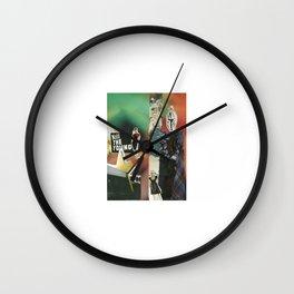 Kill the Young Wall Clock