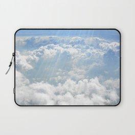 Rainbow Cloud Laptop Sleeve