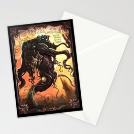 GREAT ANCIENT YOG-SOTHOTH Stationery Cards