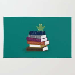 Summer Reading List: Wizard Edition Rug