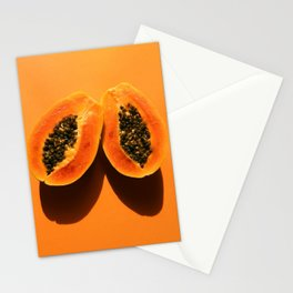 Pop Papaya Stationery Cards