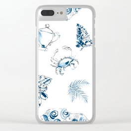 SC Toile Y'all Clear iPhone Case