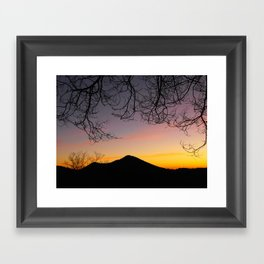 Morning Has Broken Framed Art Print