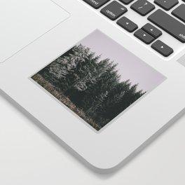 Winter VIII Sticker
