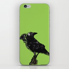 A Crow iPhone & iPod Skin