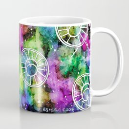 The Sunflower and the Cross Coffee Mug
