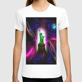 Statue of Liberty  New York T-shirt