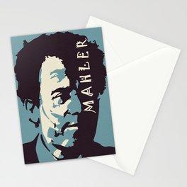 Mahler (Blue) Stationery Cards