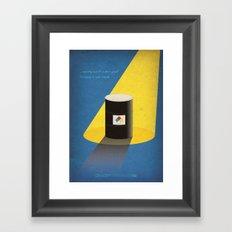 Breaking Bad - A No-Rough-Stuff-Type Deal Framed Art Print