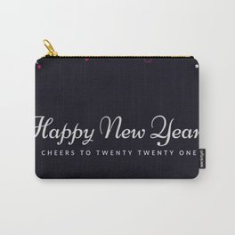 Happy New Year 2021 Carry-All Pouch