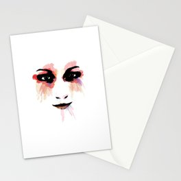 Looking to my eyes Stationery Cards