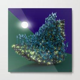 #Gravitational #Mush - 20160228 Metal Print